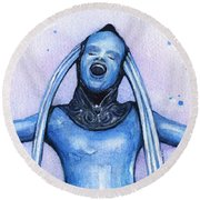 Diva Plavalaguna Fifth Element Round Beach Towel