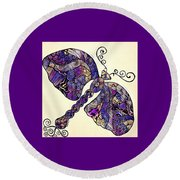 Dragon Fantasy 2 Round Beach Towel