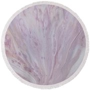 Dreamscapes II Round Beach Towel