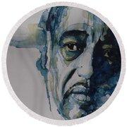 Duke Ellington  Round Beach Towel