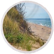 Dune Round Beach Towel
