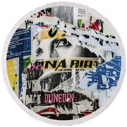 Dunedin Round Beach Towel