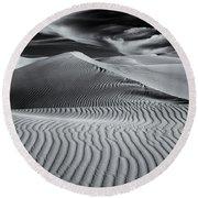 Dunescape Round Beach Towel