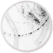 Echo 2 Round Beach Towel