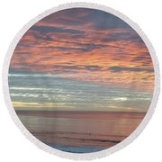 Encinitas Round Beach Towel