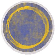 Enso 1 Round Beach Towel