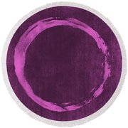 Enso 4 Round Beach Towel