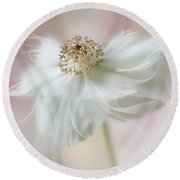 Ethereal Beauty Round Beach Towel