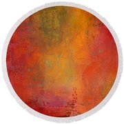 Expanse Round Beach Towel