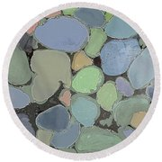 Fairy Pool Round Beach Towel
