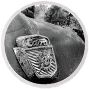 Ford Round Beach Towel