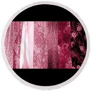 From The Chiffonier Round Beach Towel