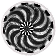 G Major  Round Beach Towel