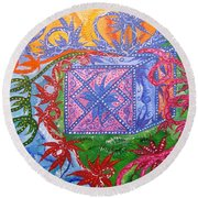 Gift Round Beach Towel