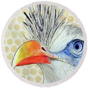 Giselle Round Beach Towel
