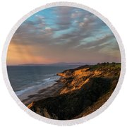 Gliderport North Round Beach Towel