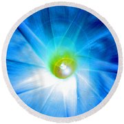 Glorious Explosion Round Beach Towel