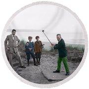 Golf 1907 Dream Round Beach Towel