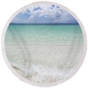 Grace Round Beach Towel