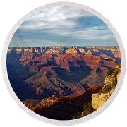 Grand Canyon No. 2 Round Beach Towel