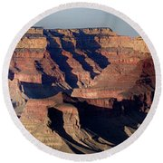 Grand Canyon Wide Round Beach Towel