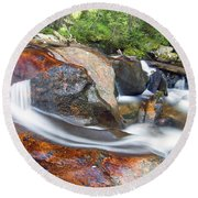 Granite Falls Round Beach Towel