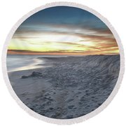 Gulf Island National Seashore Round Beach Towel