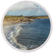 Gurteen Beach 2 Round Beach Towel