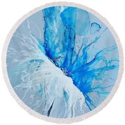 H2O Round Beach Towel