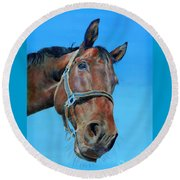 Henry Round Beach Towel