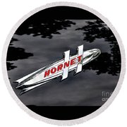 Hornet Round Beach Towel