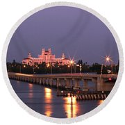 Hotel Don Cesar The Pink Palace St Petes Beach Florida Round Beach Towel
