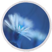 Innocence 11b Round Beach Towel