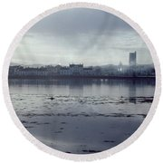Inveraray Round Beach Towel