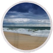 Its Alright - Jersey Shore Round Beach Towel