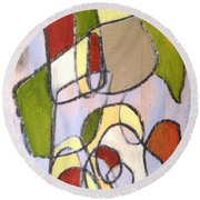 It's Yours Round Beach Towel