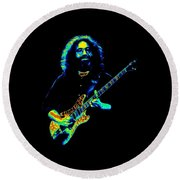 Jerry T1 Round Beach Towel