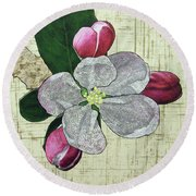 Juliet Round Beach Towel