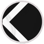 Kenaz Round Beach Towel