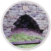 Kent Furnace Round Beach Towel