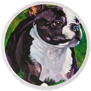 Mach Ellie Round Beach Towel