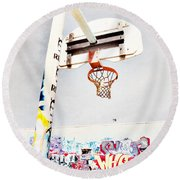 March 23 2010 Round Beach Towel