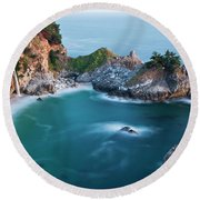 Mcway Bay Round Beach Towel
