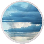 Memory Round Beach Towel