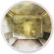 Minimalist Atmosphere II - Atmosfera Minimalista IIp Round Beach Towel
