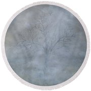 Mistical Round Beach Towel