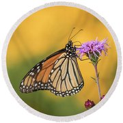 Monarch 2016-3 Round Beach Towel