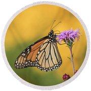 Monarch 2016-3 Round Beach Towel