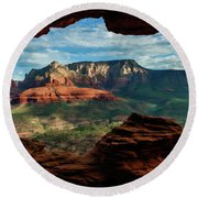 Moose Ridge 06-056 Round Beach Towel