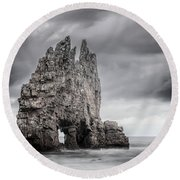 Mordor Round Beach Towel